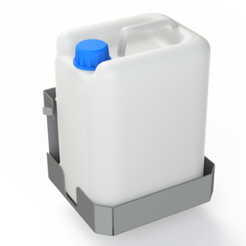 QTS Jerrycanhouder 10L met jerrycan.png